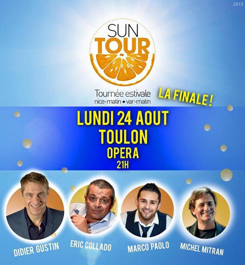 Finale Sun Tour 2015