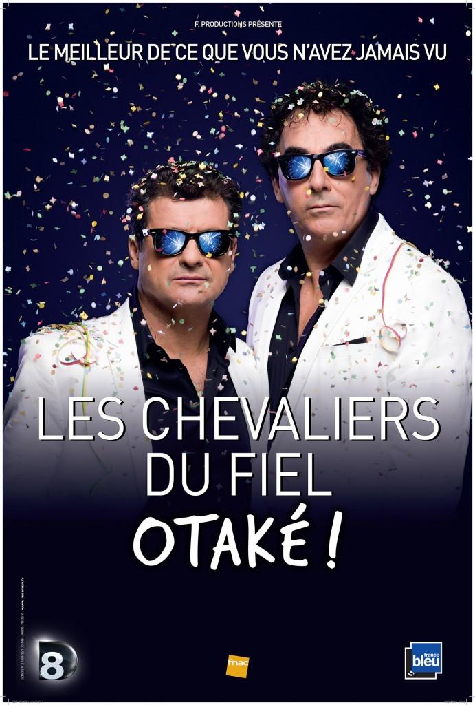Otaké---Les-Chevaliers-du-fiel