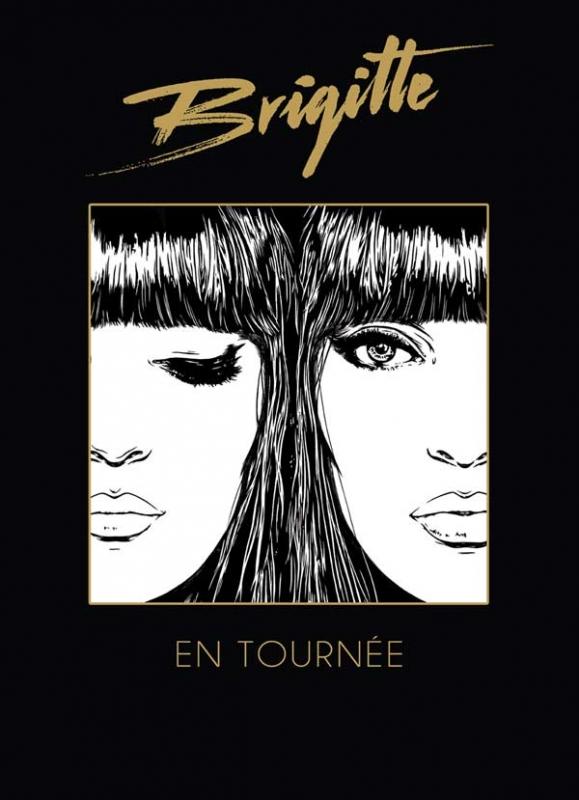 Affiche Brigitte Festival du Chateau 2015