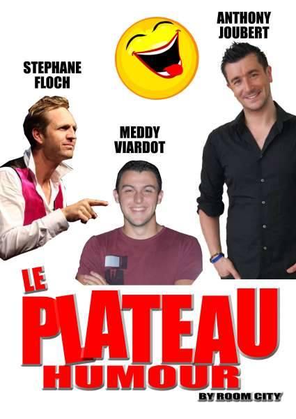 Plateau d'humour Room_130617