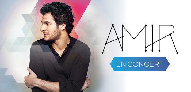 Amir en concert 01