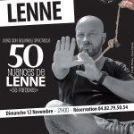 Laurent Lenne – «50 nuances de Lenne» et Hugo Boyer – Room-City – Toulon – 12/11/2017