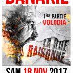 Danakil – Espace Malraux – Six-Fours les plages – 18/11/2017