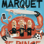 Thierry Marquet «Je pince donc je suis» – Room-City – Toulon – 07/09/2018