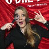 O'Drey pince 100 rires