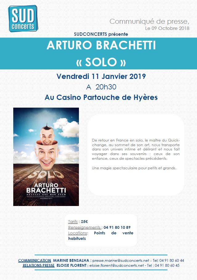 Arturo Brachetti_110119