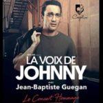 La Voix de Johnny, Jean Baptiste Guegan – Gymnase Marcel Coulony-Cosec – Cogolin – 24/11/2018
