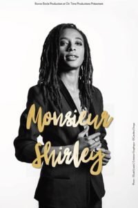 Shirley Souagnon Monsieur