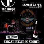 The Fridge – Association Head and Sound – Roquefort la Bédoule – 23/02/2019
