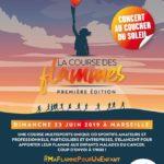 La Course des Flammes «Sourire à la Vie» 2019 – Esplanade du Mucem – Marseille – Part 01