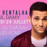 Paul Damy – Festival du Château 2019 – Solliès Pont – 24/07/2019