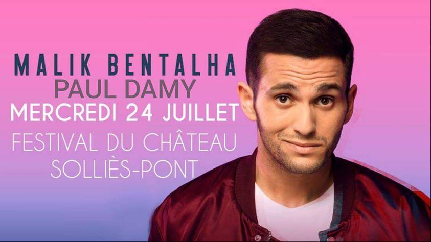 Paul Damy Festival du Chateau 2019