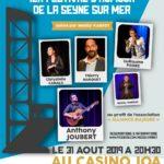 1er Festival d'humour – Casino JOA – La Seyne – 31/08/2019