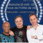 Emile et Image – Concert gratuit – Tourves – 25/08/2019