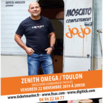 """Vincent Moscato """"Complètement Jojo"""" – Zénith Omega – Toulon – 22/01/2019"""