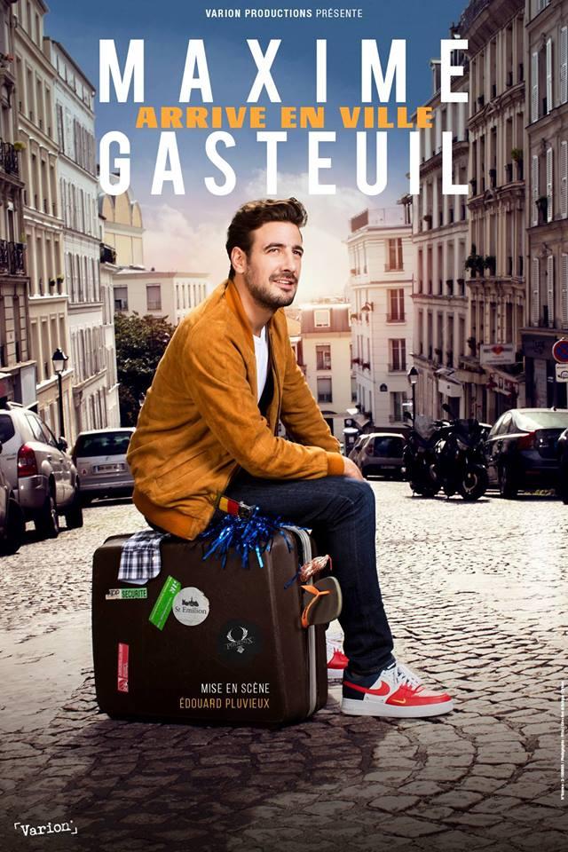 Maxime Gasteuil arrive en ville_150619