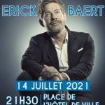 Erick Baert en tournée à Tourves – 14/07/2021